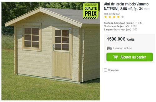 les meilleures soldes pour un abri de jardin pas cher abri de jardin. Black Bedroom Furniture Sets. Home Design Ideas