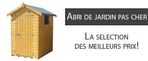 abri de jardin le comparatif de l 39 abri bois pvc ou m tal. Black Bedroom Furniture Sets. Home Design Ideas