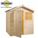 Bricorama: un abri bois à partir de 309€!