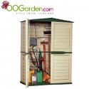 La gamme d'abris jardin PVC OOGarden