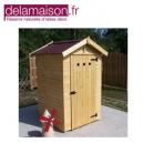 Plus de 110 abris bois chez Delamaison.fr!