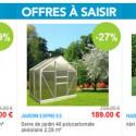 Les meilleures promotions pour acheter son abri de jardin pas cher en septembre!